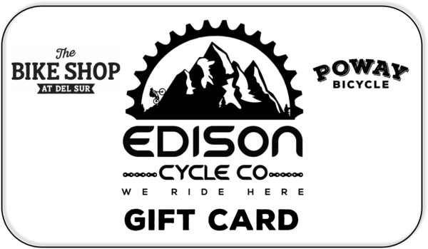 Edison Cycle Co Gift Card