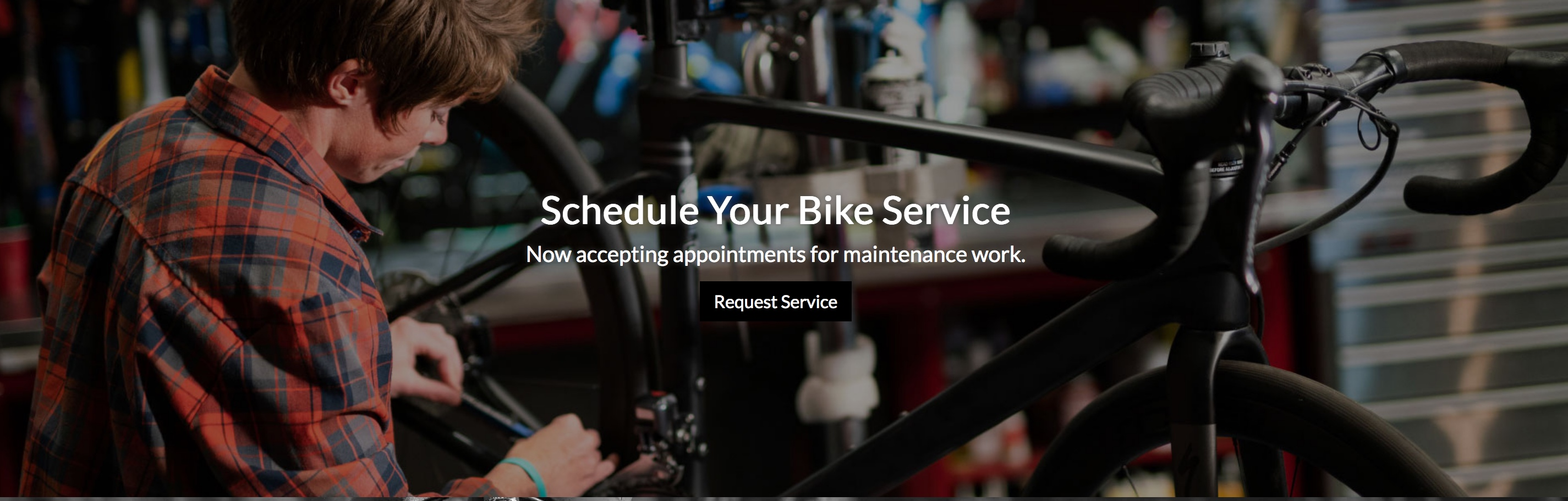 Make a service appointment