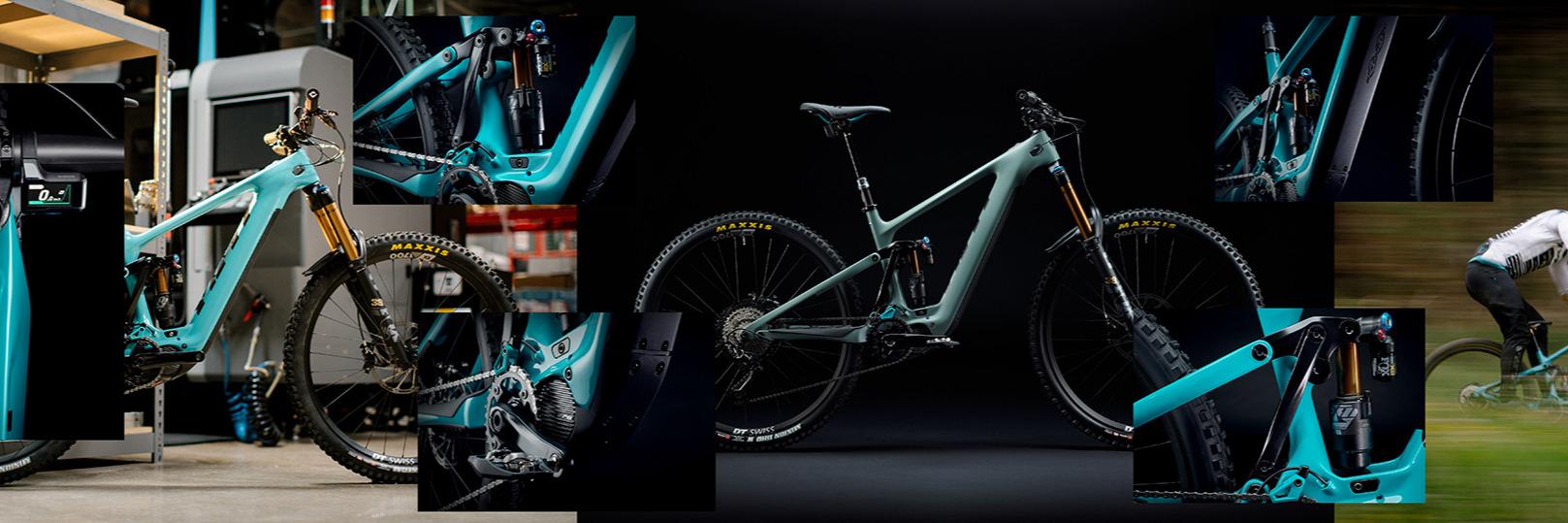Yeti Cycles 160E