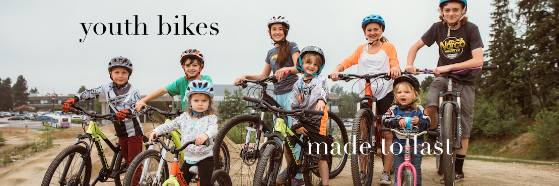 Youth Bikes Made to Last - Shop Kids' Bikes