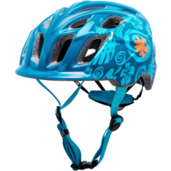 Kali Protectives Chakra Child Helmet Tropical Turquoise Small