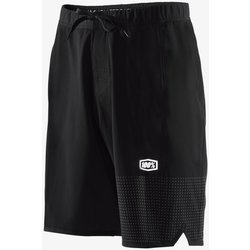 100% DRAFT Athletic Short Black