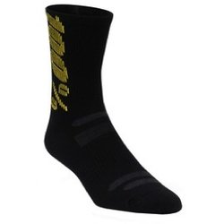 100% Guard Merino Wool Socks: 100% Black SM/MD
