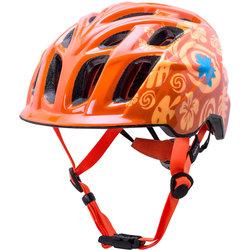 Kali Protectives Chakra Child Helmet Tropical Orange Small