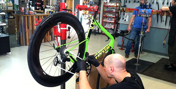 Bike Repair Colorado Springs