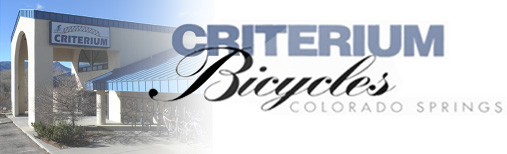 Criterium Bicycles Home Page