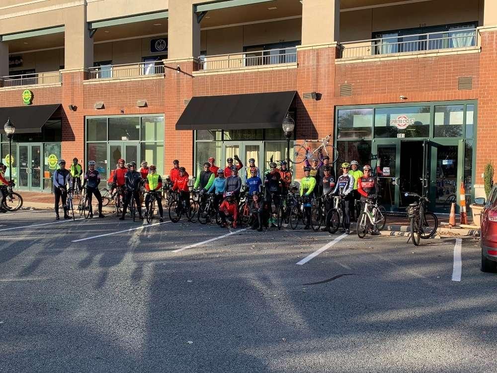 Davidson location of Spirited Cyclist