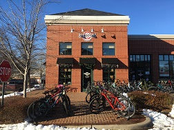 Huntersville location of Spirited Cyclist