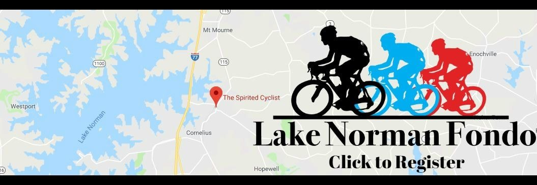 Lake Norman Fondo - Sunday August 18, 2019
