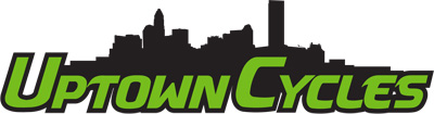 Uptown Cycles Logo