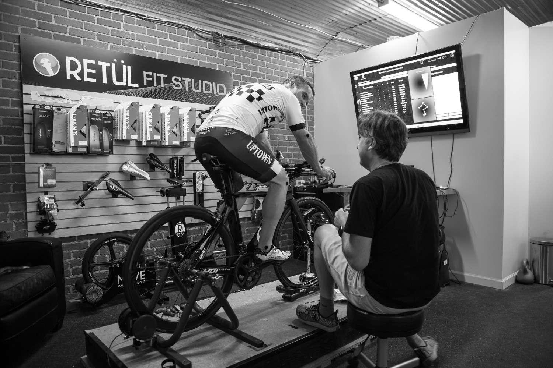 Body Geometry Fit - Spirited Cyclist
