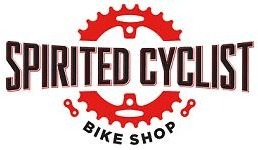 Spirited Cyclist Bike Shop logo - link to home page