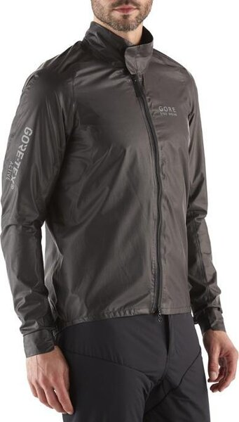 Gore Wear ONE 1985 GTX Shakedry Jacket Color: Black