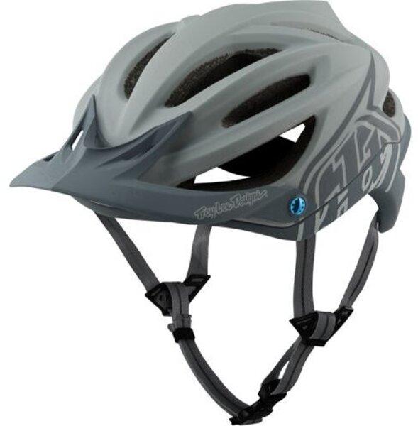 Troy Lee Designs A2 MIPS Decoy Helmet - Grey/Navy