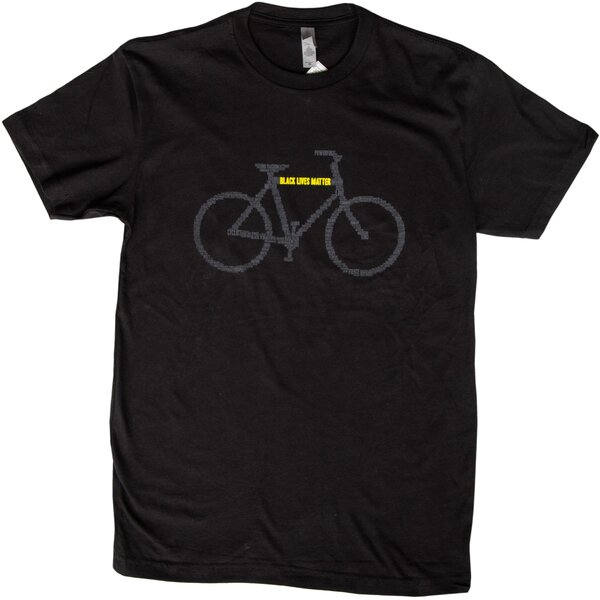 River City Bicycles Black Lives Matter T-Shirt