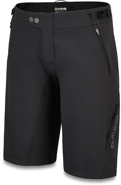 Dakine Xena Women's Bike Short - Black Color: Black