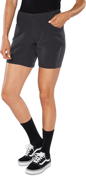 Dakine Faye 7-inch Bike Short Color: Black