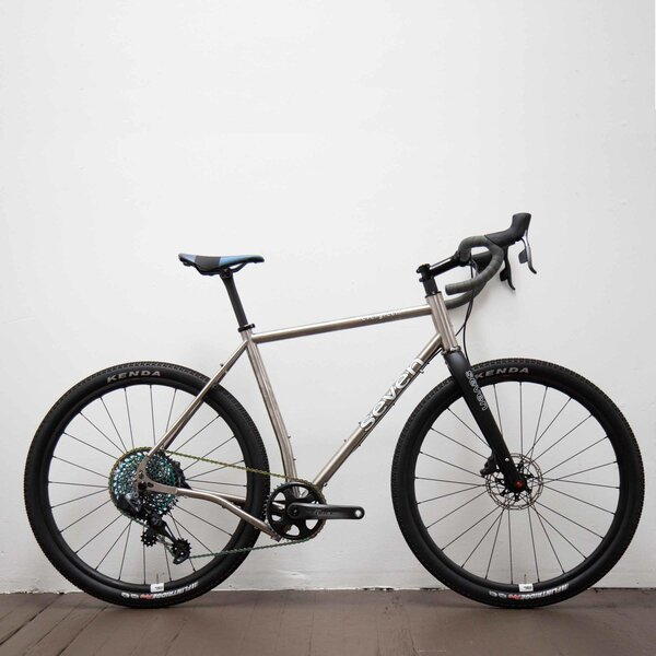 Seven Cycles Evergreen Force AXS 650B Ti