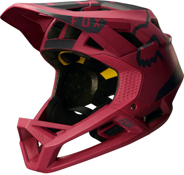 Fox Racing Proframe Moth - Dark Red