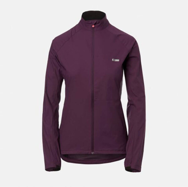 Giro Women's Stow Jacket Color: Dusty Purple
