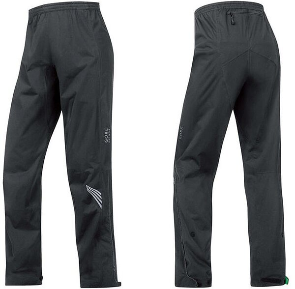 Gore Wear Element Gore-Tex Active Shell Pants Color: Black