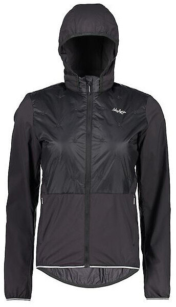 Maloja TinaM. Women's Wind Jacket Color: Moonless (Black)