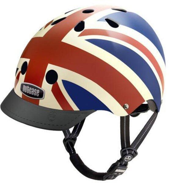Nutcase Union Jack Street Sport Helmet - Union Jack