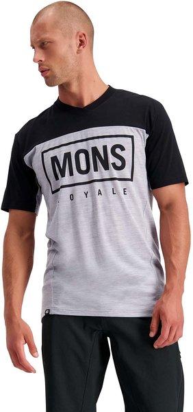 Mons Royale Redwood Enduro VT Men's Jersey