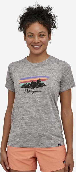 Patagonia Women's Capilene® Cool Daily Graphic Shirt