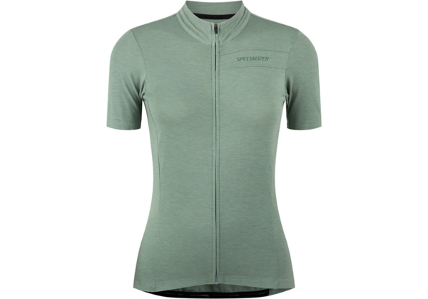 Specialized Women's RBX Merino Jersey - Sage Green