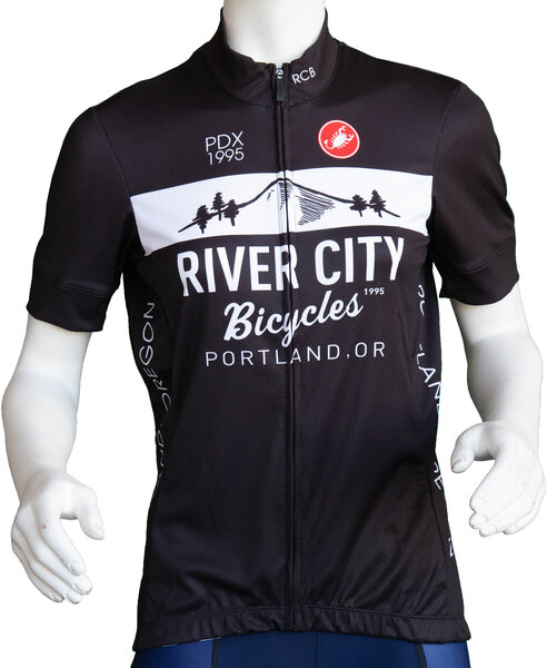 River City Bicycles Castelli Mountain Logo Jersey - Women's
