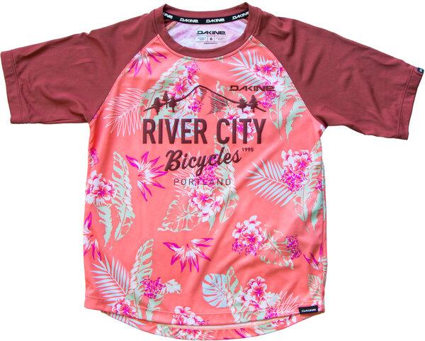 River City Bicycles Dakine Dropout Youth Jersey - Waikiki