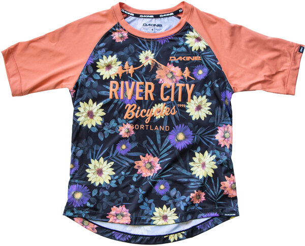 River City Bicycles Dakine Prodigy Youth SS Jersey - Brook
