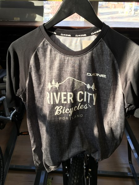River City Bicycles Youth Dakine Dropout Jersey