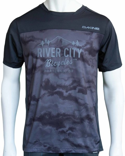 River City Bicycles Dakine Syncline MTB Jersey - Ashcroft