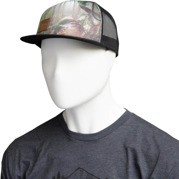 River City Bicycles Follow The Leader Trucker Hat