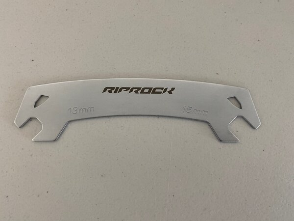 Specialized Riprock 15mm/13mm Wrench