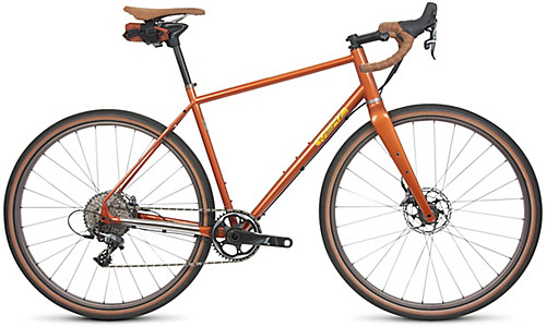 Specialized Sequoia MERZ SE, Gloss Valencia Orange / Gallardo Orange / Gunmetal