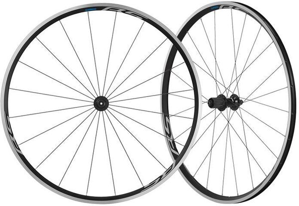 Shimano WH-RS100 Wheelset QR 700c