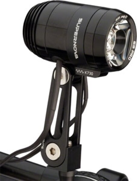 Supernova E3 Pro 2 Headlight w/ Multi-mount