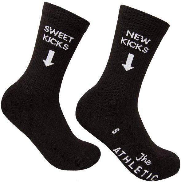 The Athletic Community New Kicks Sweet Kicks Socks