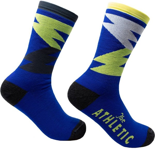 The Athletic Community Quilt Wool Sock