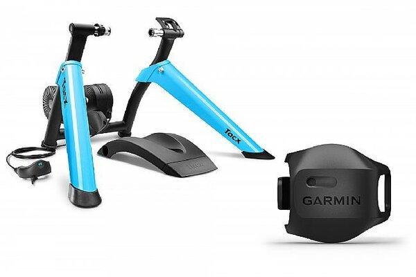 Tacx Boost Trainer Bundle w/ Speed Sensor