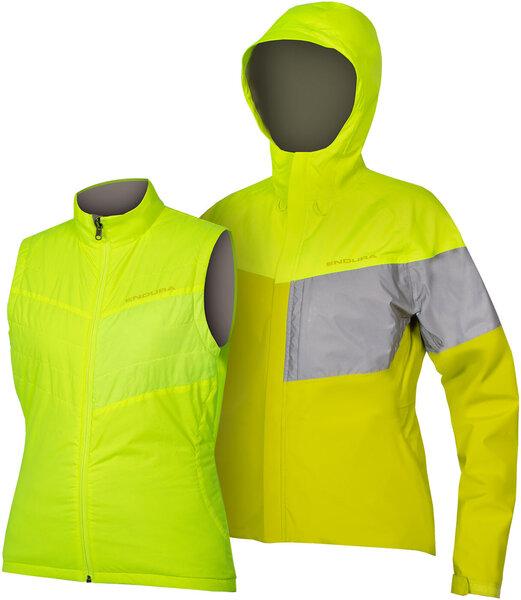 Endura Women's Urban Luminite 3 in 1 Jacket II