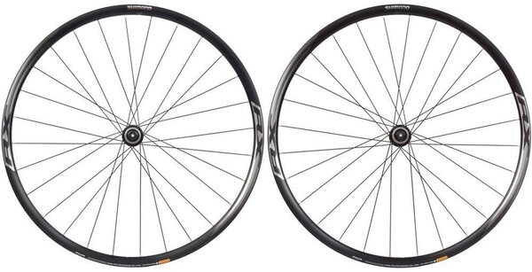 Shimano WH-RX010 Disc Wheelset 700c