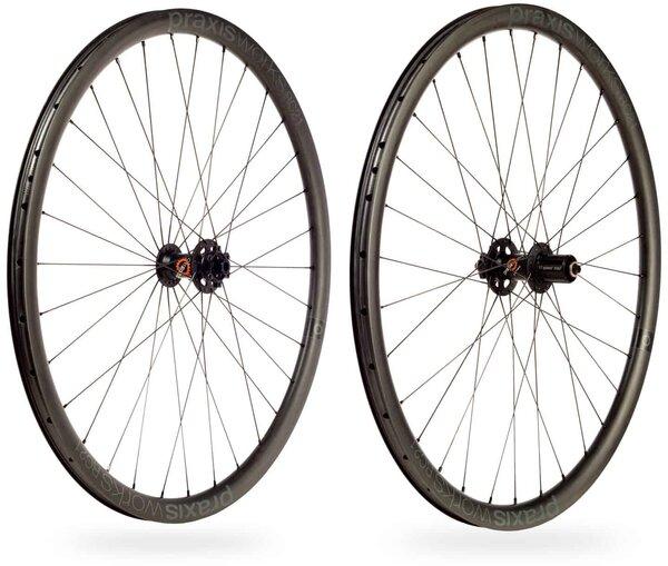 Praxis Works RC21 700c Carbon Wheelset