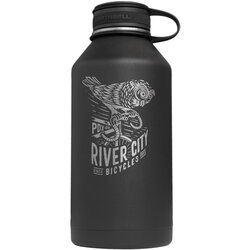 Earthwell RCB Woodland Artist Series Growler, 64 oz