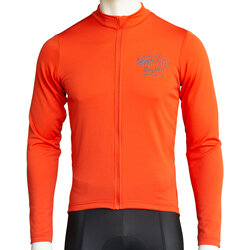 Anthm Collective RCB PDX Saltzman Wool LS Jersey - Orange