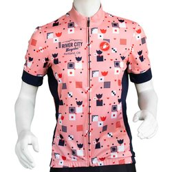 River City Bicycles Castelli Cross Kit SS Jersey - Women's