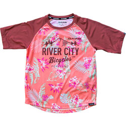 River City Bicycles Dakine Dropout Youth Jersey - Waikiki